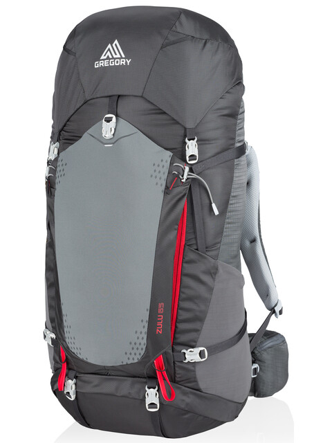 Gregory Zulu 65 Backpack L feldspar grey